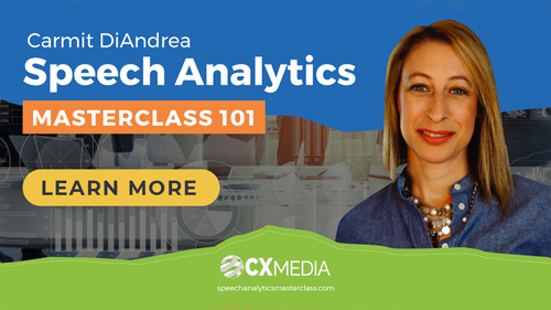 Speech Analytics MasterClass